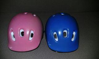 cascos niños 2