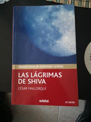Libro las Lágrimas de Shiva