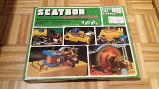 Scatron Chispas y motores
