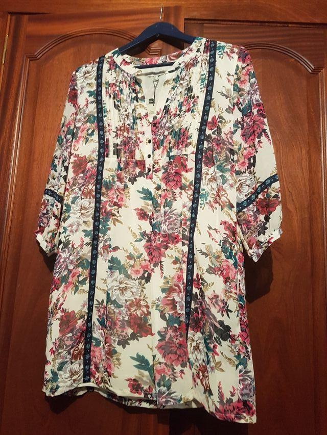 Vestido- bluson