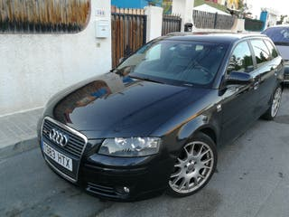 Audi A3 sportback S-LINE, automatico