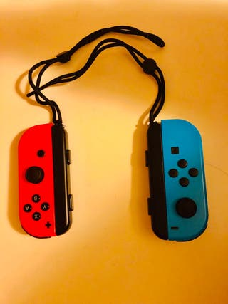 Mandos de Nintendo Switch