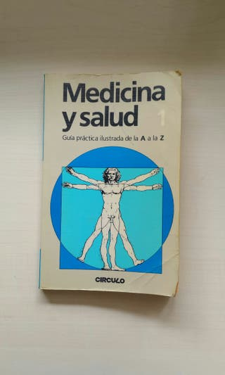 Libro Medicina y Salud.