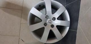 llantas en perfecto estado de Peugeot 16 pulgadas