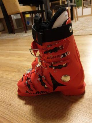 Botas Esquí Atomic Redster Jr 50