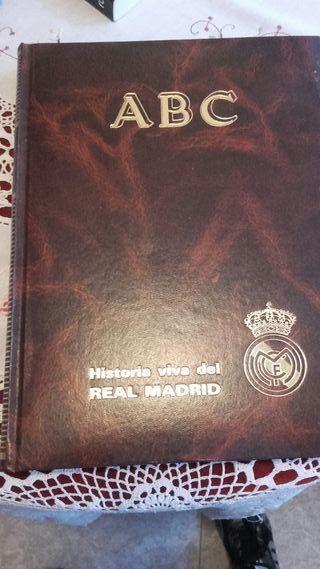 Ediciones encuadernadas del Real Madrid y Franco