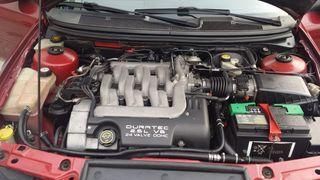 MOTOR COMPLETO V6 MONDEO RS24v