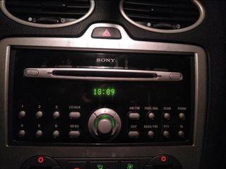 Radio focus sony