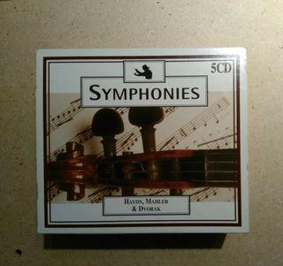 Música clásica SYMPHONIES CD