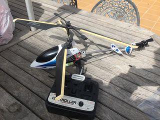 Helicoptero radiocontrol