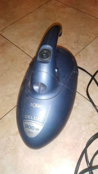 Aspirador portatil Solac Deluxe 900w
