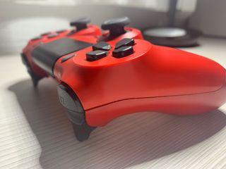 Mando Rojo PS4