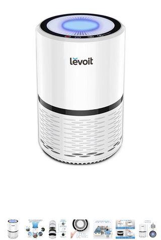 Purificador de aire Levoit y filtro de recambio