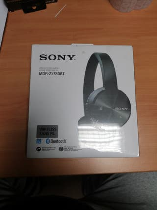 Sony MDR-ZX330BT Negro