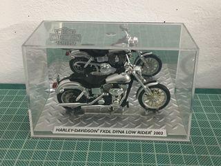 Harley Davidson miniatura 1/24