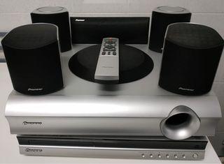 Pioneer xv-dv333 (Home cinema)