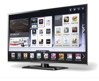 "LG 42"" Plasma TV + Sound-bar system JVC"