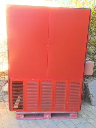 Caldera calefacción industrial