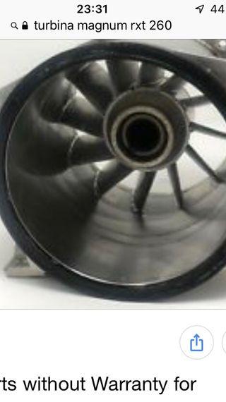 Turbina magnum Rxt 260
