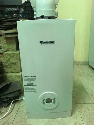 Calentador de agua Junkers (gas natural )
