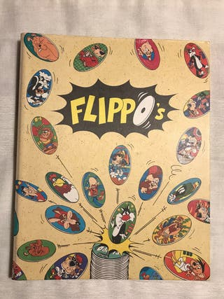 Album VACIO FLIPPO MAP 1 Chester y Looney
