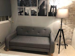 Sofá diseño nórdico