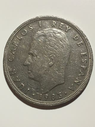 Moneda 50 pesetas 1983