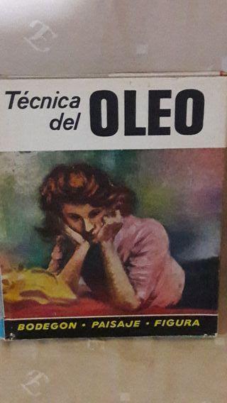libro de óleo