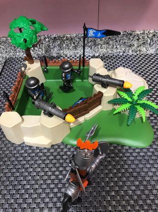 Playmobil - SuperSet Bastión de los Caballeros