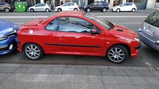 Peugeot 206 CC Descapotable 2006