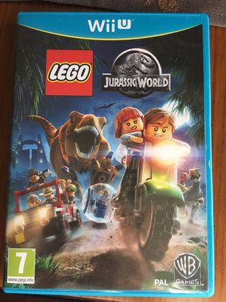 Lego Jurassic World Wii-u