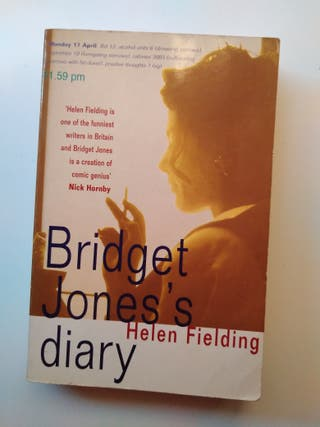 "novela ingles B2 ""Bridget Jones's diary"""