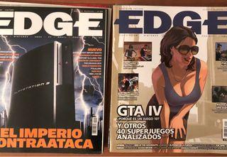 Pack 19 revistas videojuegos Edge en español