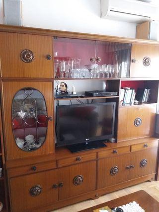 mueble salon años 60