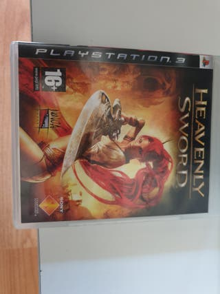 juego heavenly sword play 3