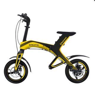 bicicleta eléctrica robstep