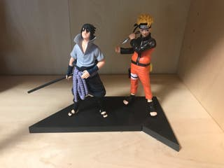 Figuras Naruto