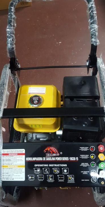 Hidrolimpiadora de gasolina PROFESIONAL