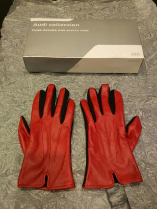 Guantes Audi Collection