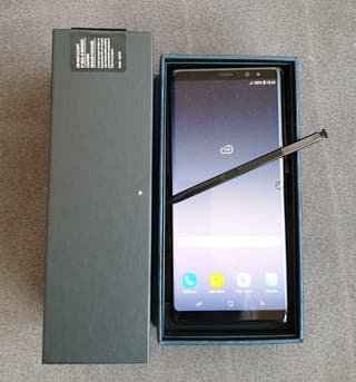 Samsung galaxy Note 8 64gb negro libre