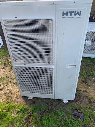 3 máquinas inverter aire acondicionado