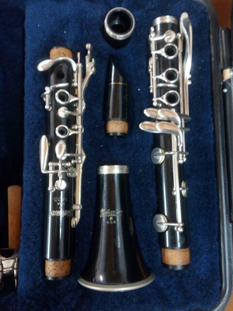 Clarinete Selmer USA 1400 Escucho Ofertas!!