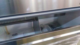 Abatidor de temperatura ventilado