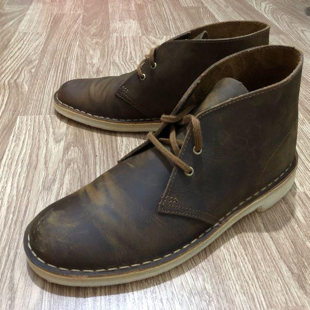 Clarks Desert boot marrón beeswax ( encerado)