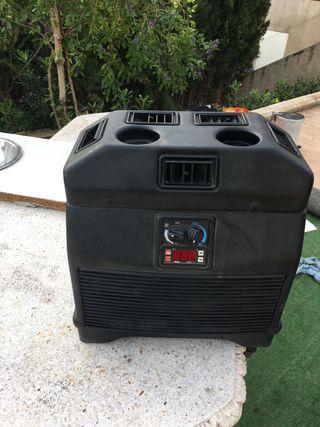Aire acondicionado / calefacion camper caravana