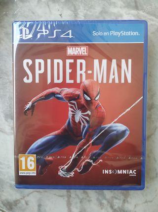 Spider Man Play Station 4 PS4 Nuevo