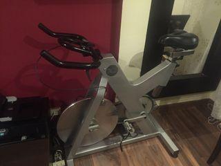 Bicicleta Estática profesional spinning SHIMANO