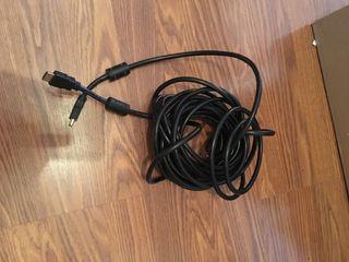 10m de cable hmdi