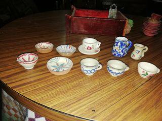 miniaturas de cerámica granaina