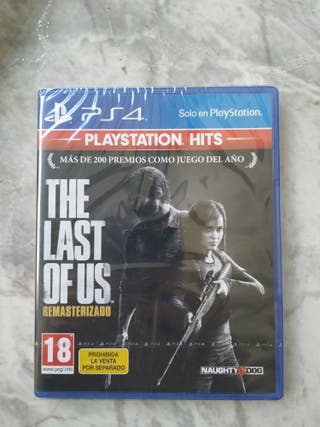 The Last of Us Play station 4 PS4 Nuevo